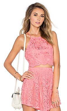 Break The Ice Top in Pink Sorbet