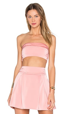 Dynamic Bandeau in Coral Haze