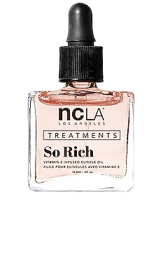 NCLA So Rich Cuticle Oil in Peach Vanilla