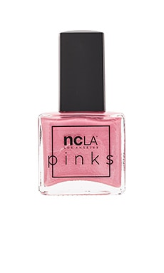 NCLA Pinks Lacquer in Pink Champagne