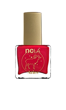 What's Your Sign? Aries Lacquer in Red Cream