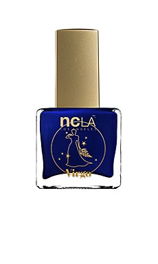 What's Your Sign? Virgo Lacquer in Dark Metallic Blue