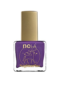 What's Your Sign? Sagittarius Lacquer in Purple Cream