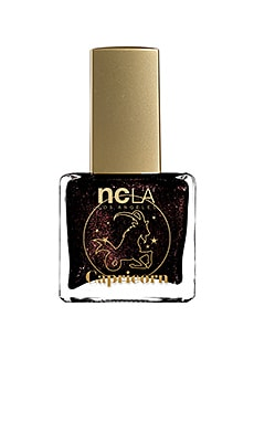 What's Your Sign? Capricorn Lacquer in Dark Metallic Brown
