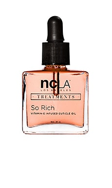So Rich Cuticle Oil