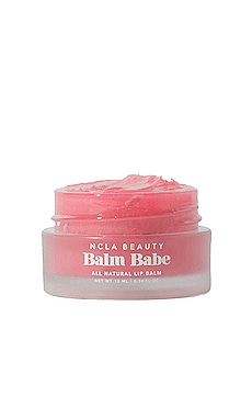 Balm Babe 100% Natural Lip Balm NCLA $16
