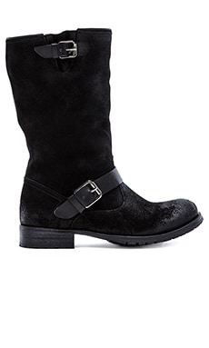 n.d.c Biker Mid Rock Boot in Ebano