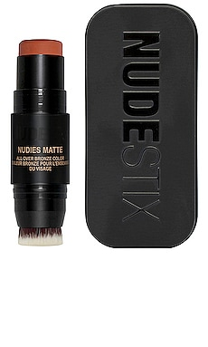 РУМЯНА NUDIES ALL OVER THE FACE COLOR MATTE NUDESTIX $30