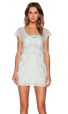 Needle & Thread Aura Dress in Mint