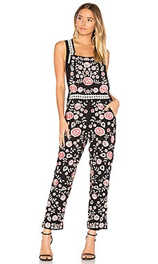 Cherry Blossom Jumpsuit