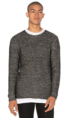 NEUW Johnny Knit in Black Twist