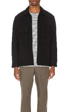 Wool Field Jacket NEUW $123