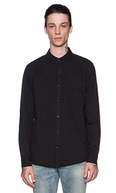NEUW Bob Shirt in Black