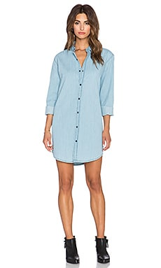 NEUW Spirit Shirt Dress in Smith