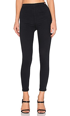 NEUW Daisy High Waist Skinny in Atomic Black