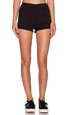 NEUW Daisy Short in Atomic Black