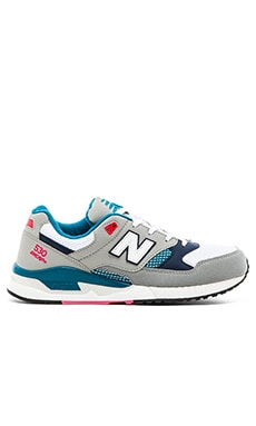 New Balance M530 in Micro Chip Blue