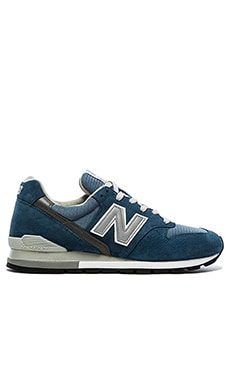 New Balance Made in USA M996 in Navy
