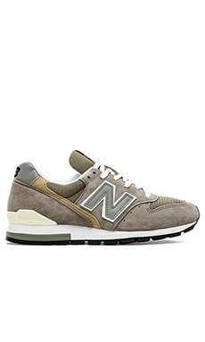 New Balance Made in USA M996 in Grey