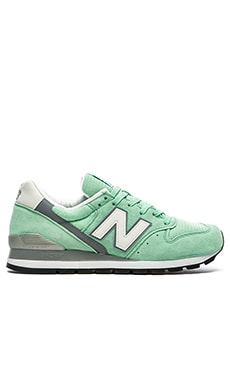 New Balance Made In USA M996 en Pistache