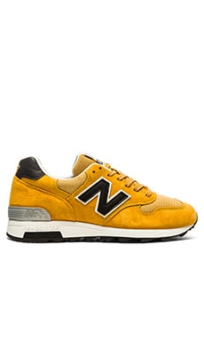 New Balance Made in USA M1400 in Golden Yellow