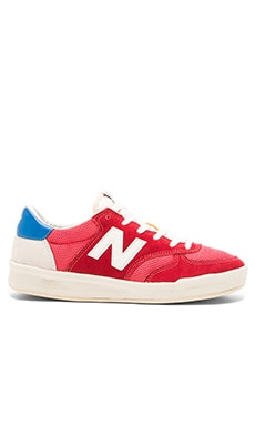 New Balance CRT300 in Red White Blue
