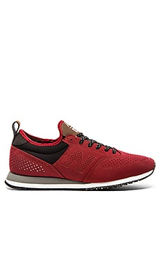 New Balance CM600 in Red Grey