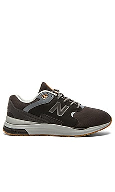 New Balance ML1550 in Black Synthetic