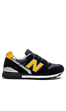 New Balance Made in USA M996 in Black