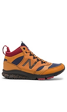 New Balance HVL710 in Brown Navy