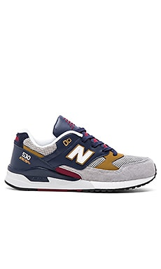 New Balance M530 in Grey Stone