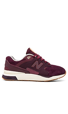 New Balance ML1550 in Burgundy