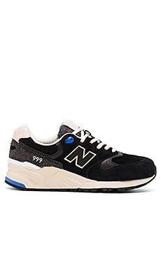 New Balance Elite Edition ML999 in Black