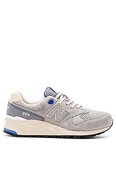 New Balance Elite Edition ML999 in Grey