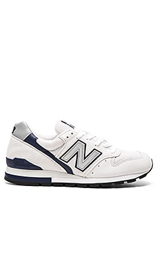 New Balance Made in USA M990 in Clay Navy