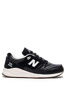 New Balance M530 in Black Sea Salt