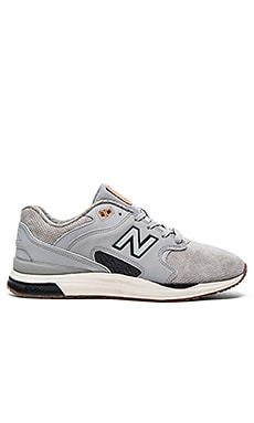 New Balance 1550 in Silver Mink