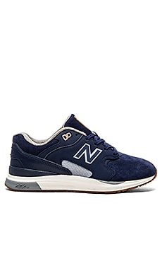 New Balance ML1550 in Black Blue
