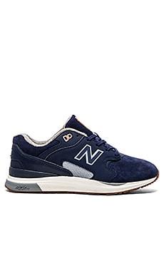 New Balance ML1550 en Noir Bleu