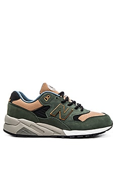 New Balance MRT580 in Hunter Green