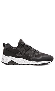 New Balance T580 in Black