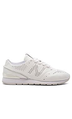 New Balance L696 in White
