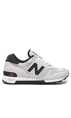 New Balance M1300 in Light Grey & Black