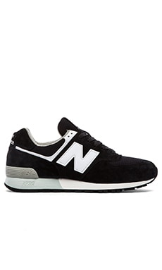 New Balance Made in USA US576 in Black & White