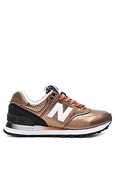 574 Gradient Sneaker