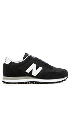 New Balance Classics Core Collection in Black