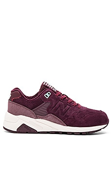 New Balance 580 Bordeaux