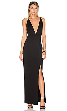 n / nicholas Ponti Dress in Black