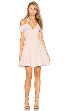 n / nicholas Sadie Dress in Blush