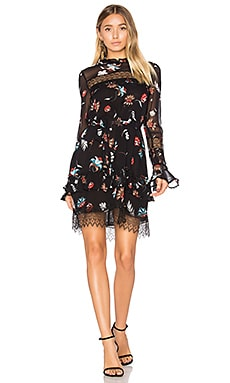 Whisper Floral Lace Dress